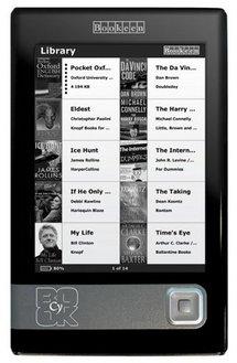 Bookeen annonce une nouvelle version du CyBook