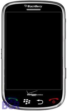 Thunder : Premier blackberry à écran tactile ?