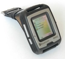AGM-TEC lance sa montre GSM