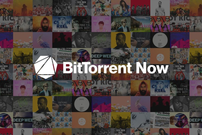BitTorrent lance sa nouvelle appli - BitTorrent Now - pour Android