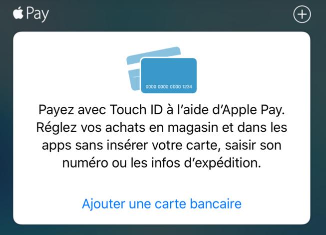 Apple ouvre son service de paiement Apple Pay en France
