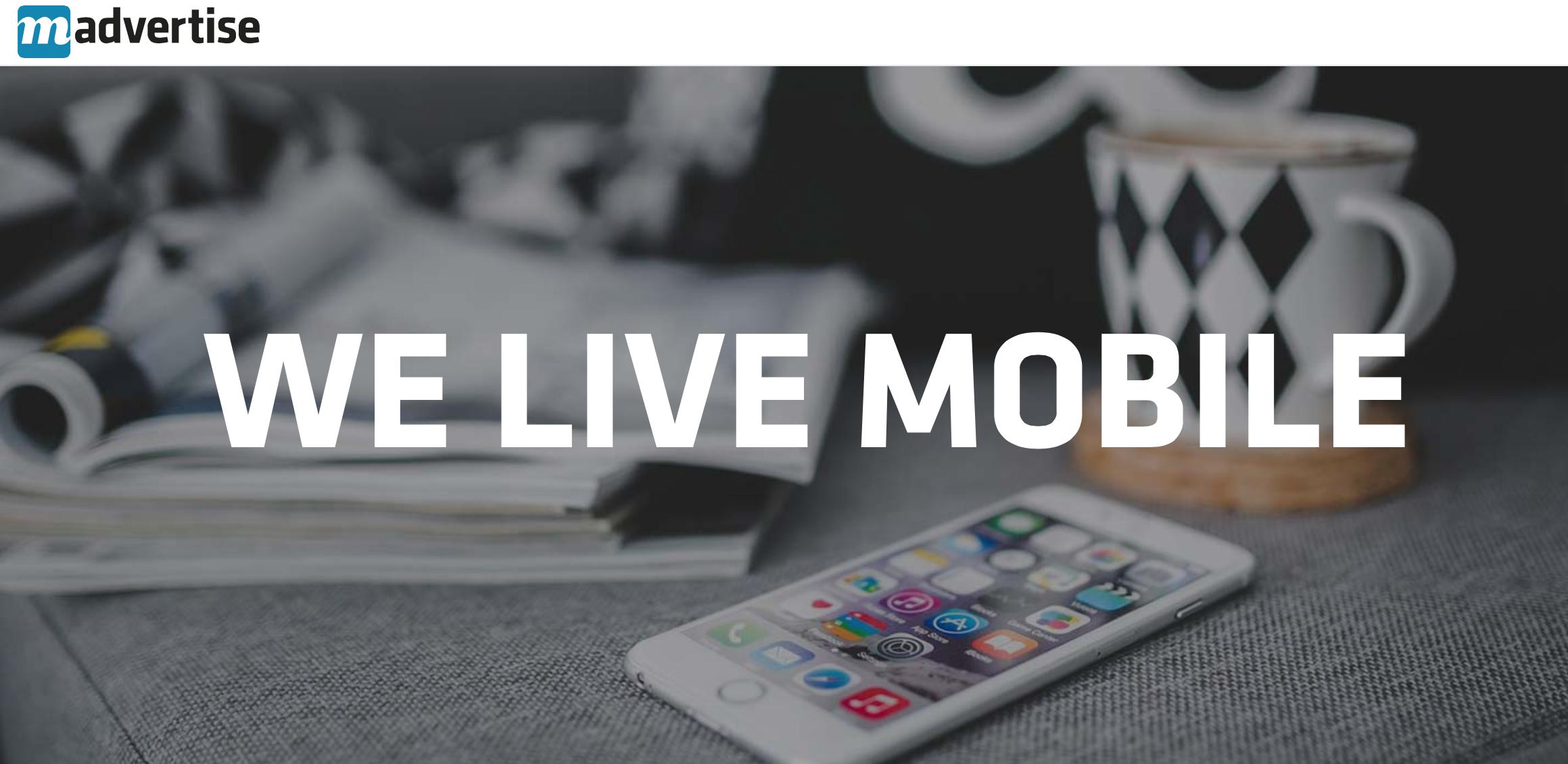 Mobile Network groupe change de nom pour devenir Madvertise