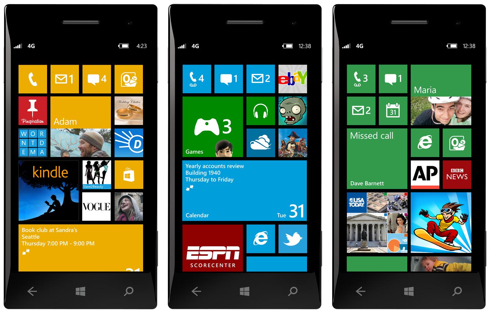 Smartphones : Microsoft veut se concentrer sur le marché professionnel