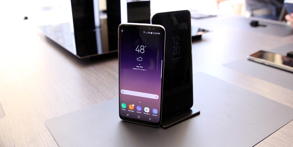Les précommandes de Galaxy S8 plus élevées que prévu