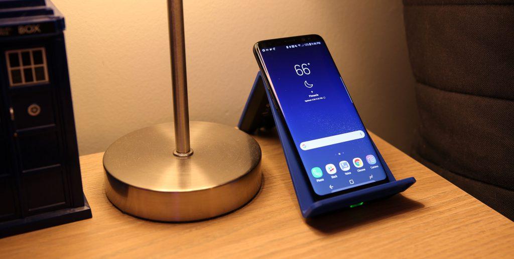 Galaxy S8 : la recharge rapide sans fil montre des signes de défaillance