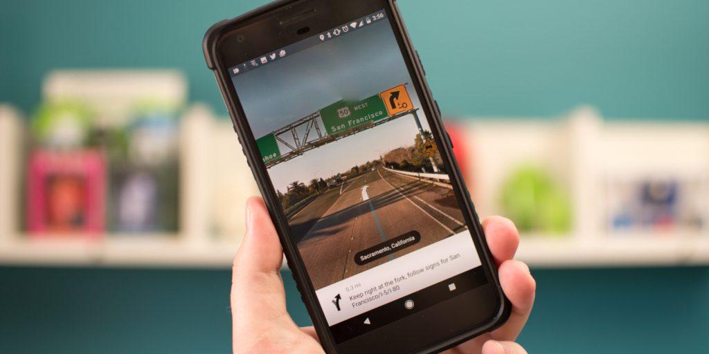 La dernière mise à jour de Google Maps vous montre exactement votre chemin !