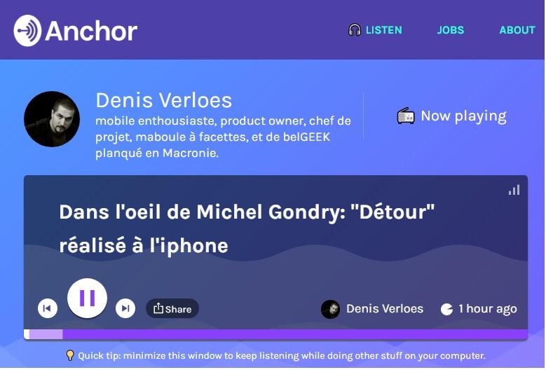 Le 📲 Flashmob 2 juillet 2017: L'écosystème mobile a-t-il été changé par 10 ans d'iphone?
