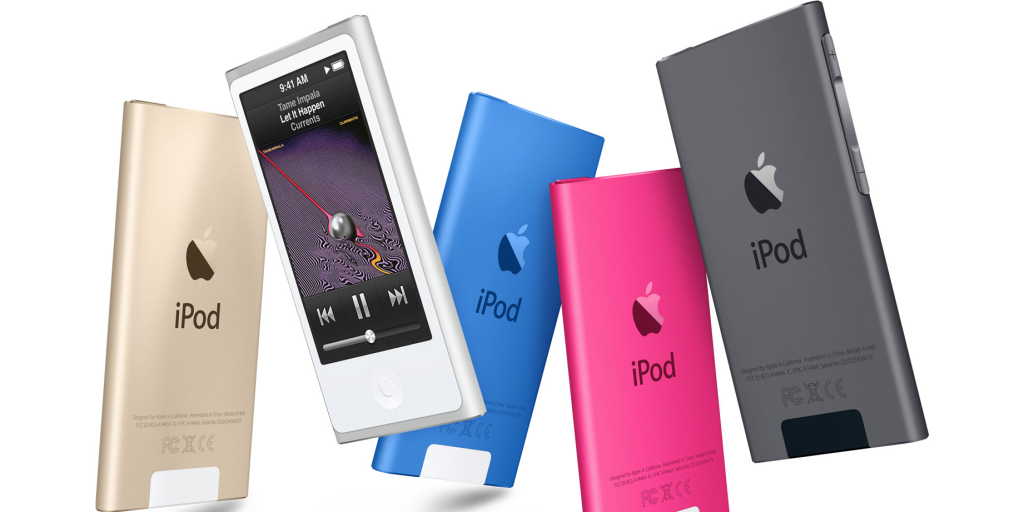 "Les iPod nano & shuffle d'Apple sont officiellement ""morts"""