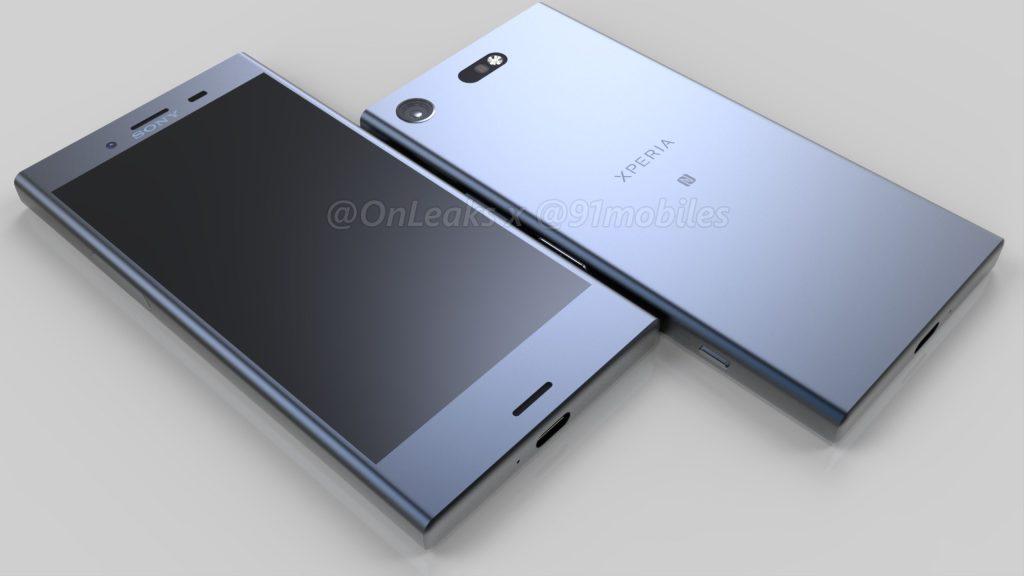 Sony Xperia XZ1 Compact: les rendus et spécifications révèlent un téléphone compact puissant