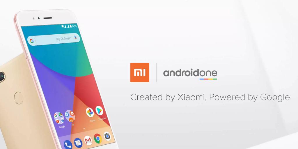 Le prochain téléphone Android One de Google est le Xiaomi Mi A1, avec double caméras 12MP