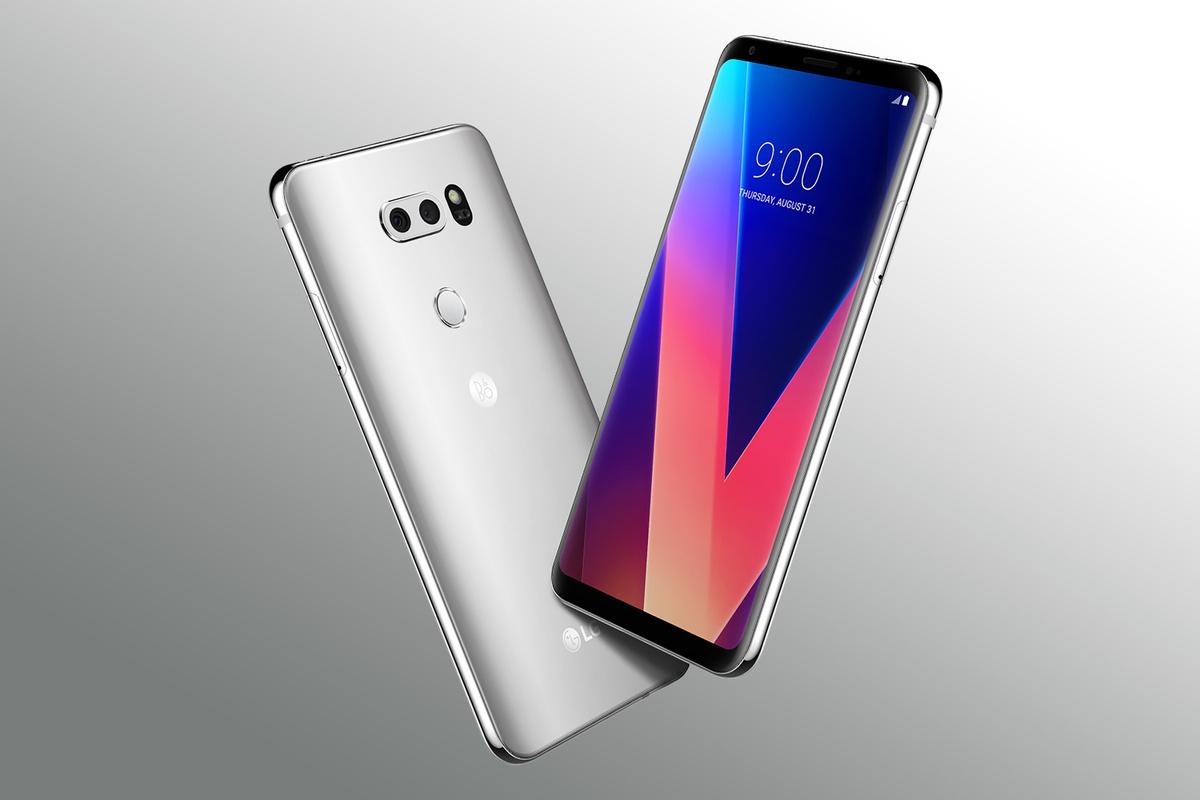 LG V30 : Début encourageant sur le marché de la Corée du Sud