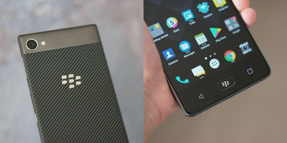 Blackberry Motion – Un nouveau smartphone de milieu de gamme, sans clavier physique