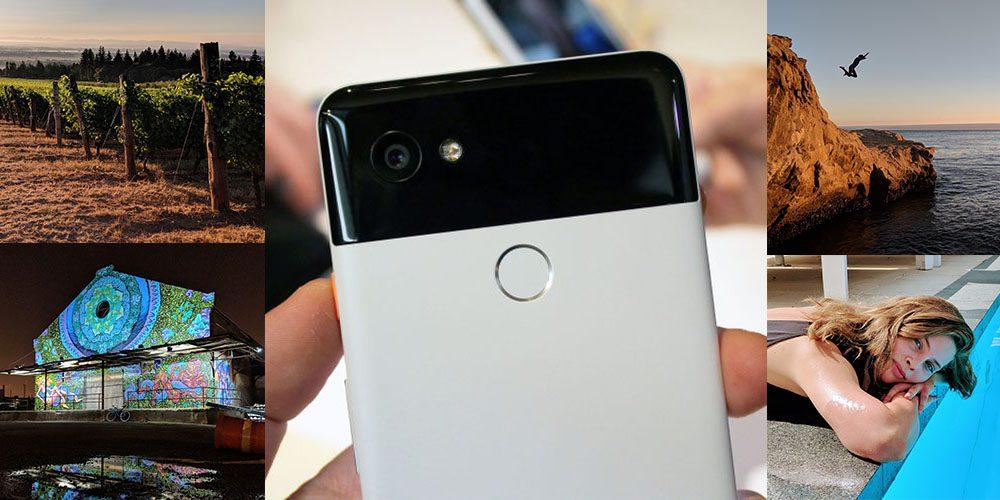 Google publie une série de photos et de vidéos inédites réalisées avec le Pixel 2