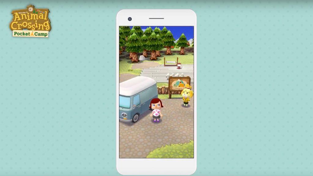 Nintendo annonce l'arrivée de « Animal Crossing : Pocket Camp » sur Android et iOS