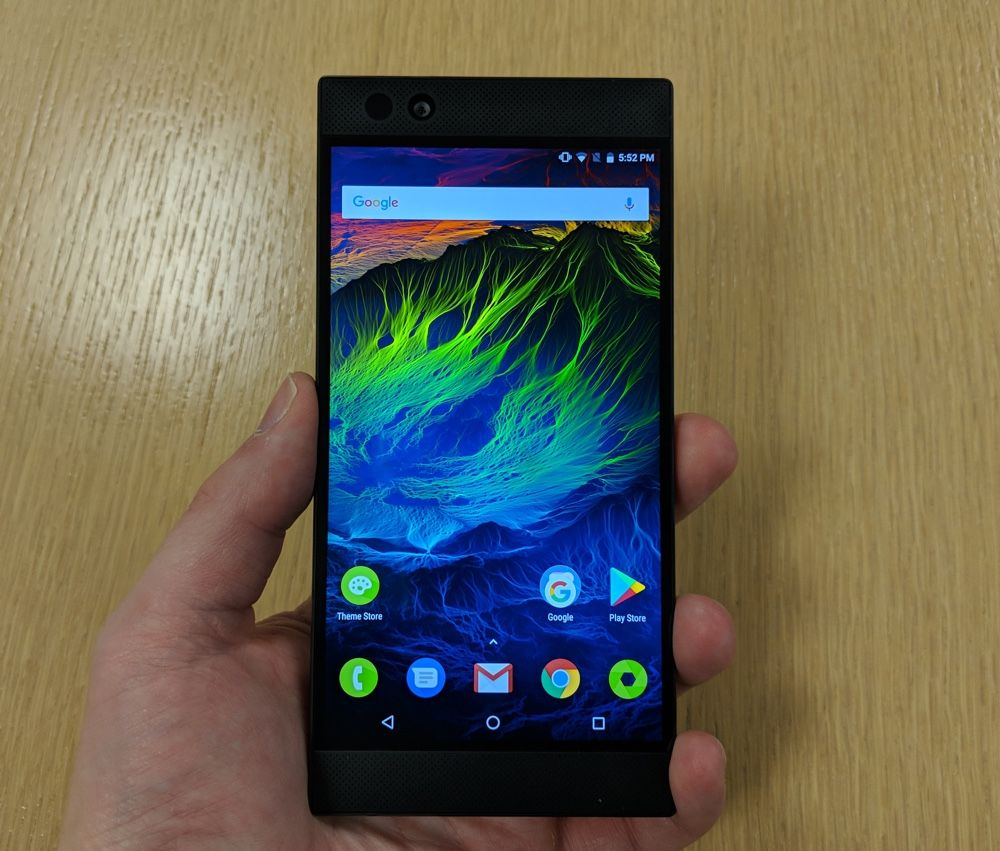 Razer lance son smartphone, conçu pour le gaming sur mobile