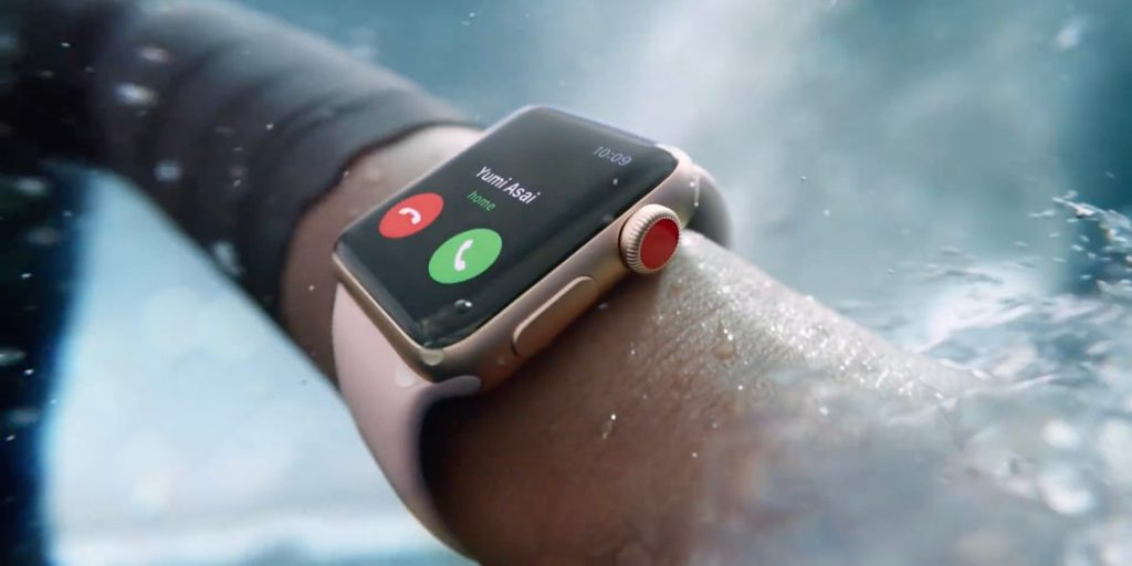Apple : 3,9 millions d'Apple Watch vendues au troisième trimestre