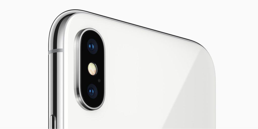 Apple développerait un nouveau système de capteur 3D pour la caméra arrière de l'iPhone 2019