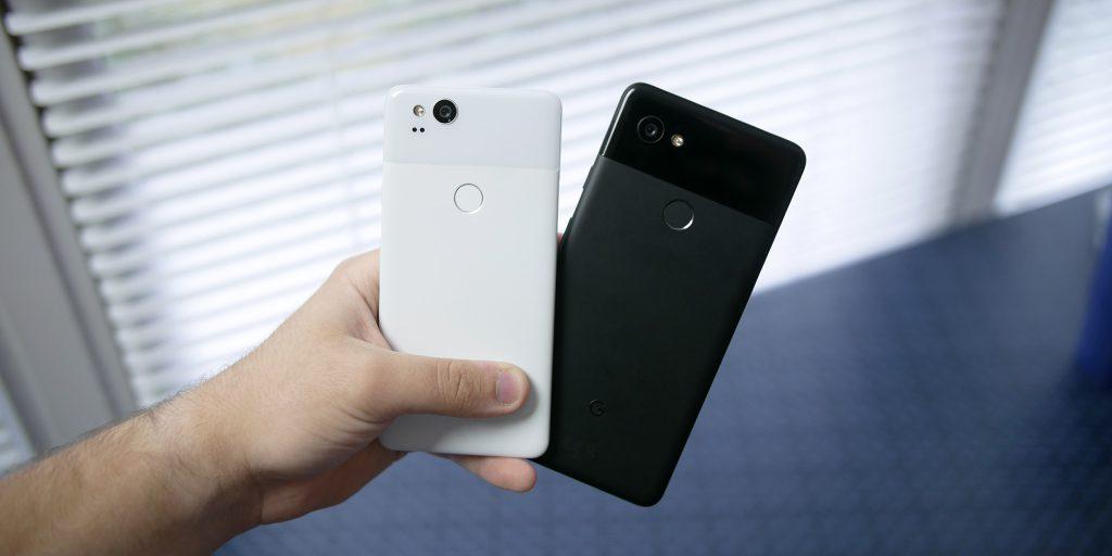 Google Pixel 2 / Pixel 2 XL : Un nouveau problème de redémarrages inopinés