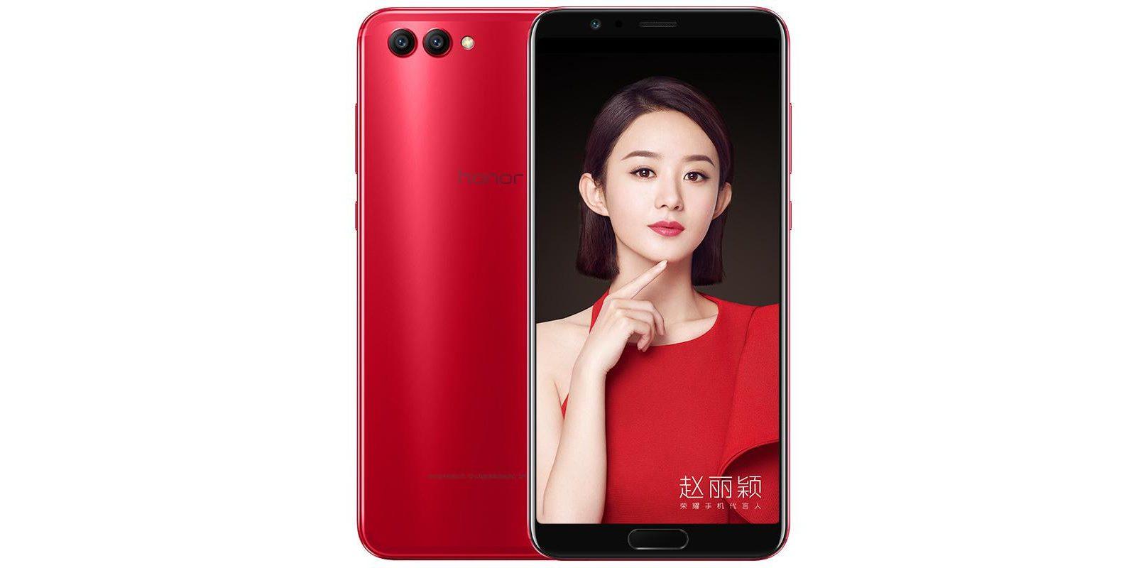 Le Honor V10 est là, avec écran 18:9, Android Oreo, Kirin 970 et plus