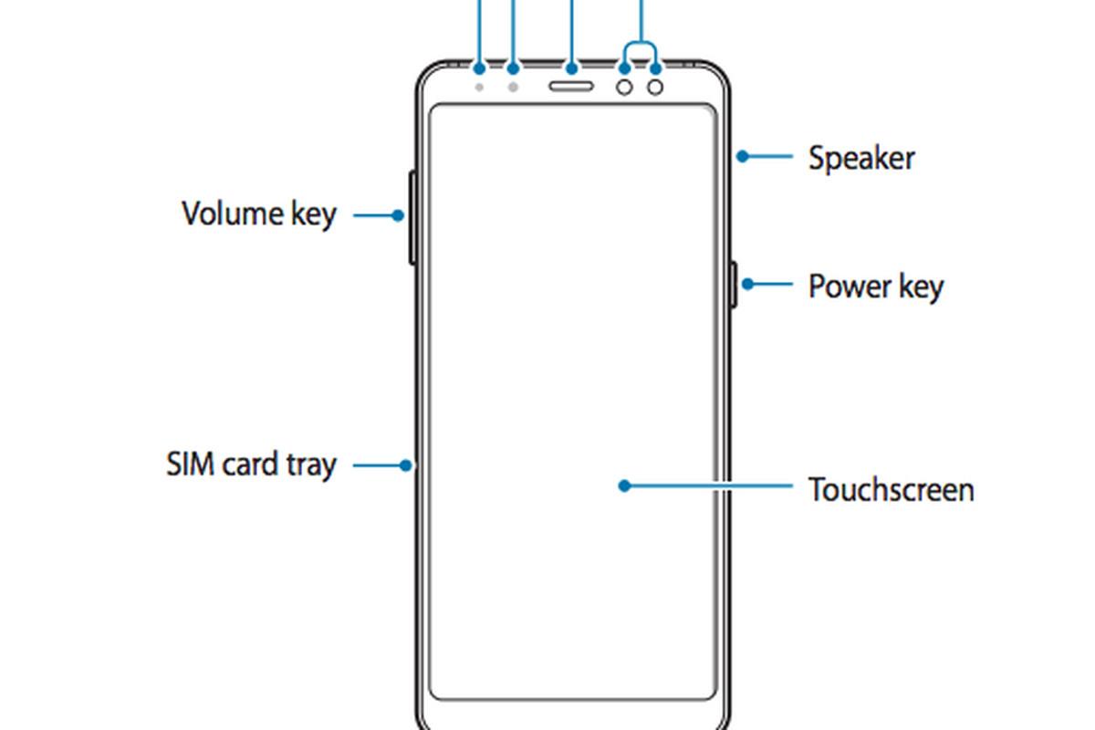 Les prochains Galaxy A8 et A8 Plus de Samsung pourraient avoir une double caméra frontale