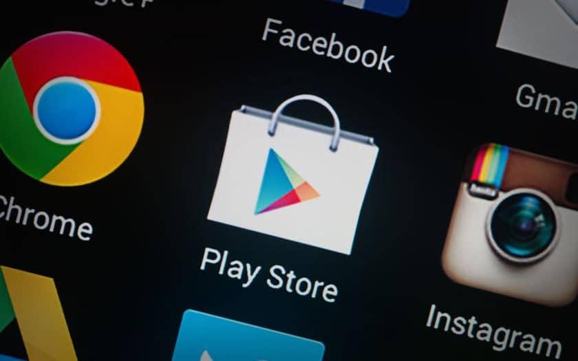 Google a supprimé 700 000 applications du Play Store en 2017 pour violation de sa politique