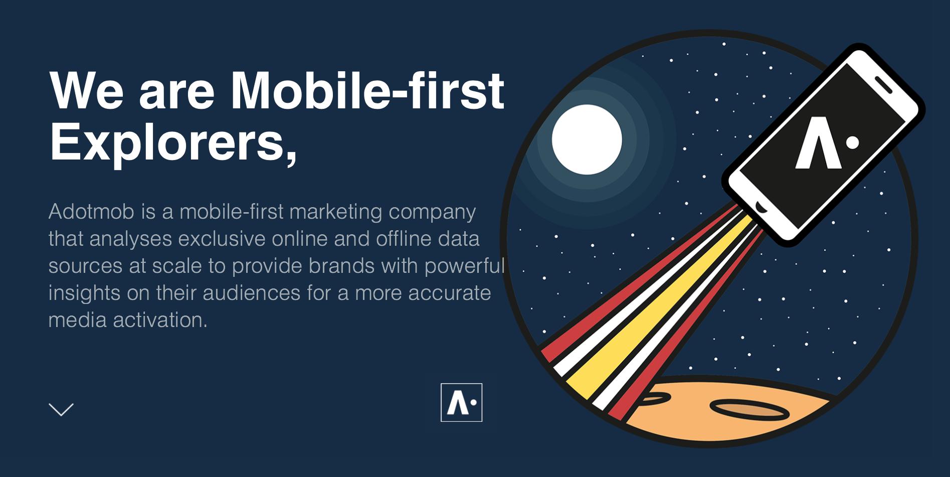 Adotmob lance une offre publicitaire vidéo avec couverture sur cible garantie