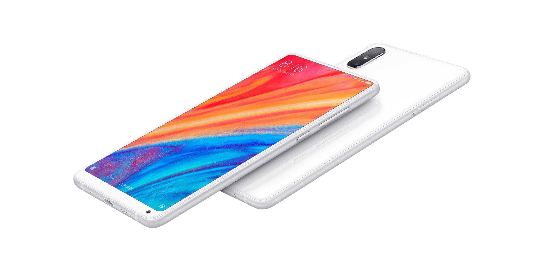 Le Xiaomi Mi Mix 2S est officiel avec Snapdragon 845, recharge Qi et double caméra améliorée