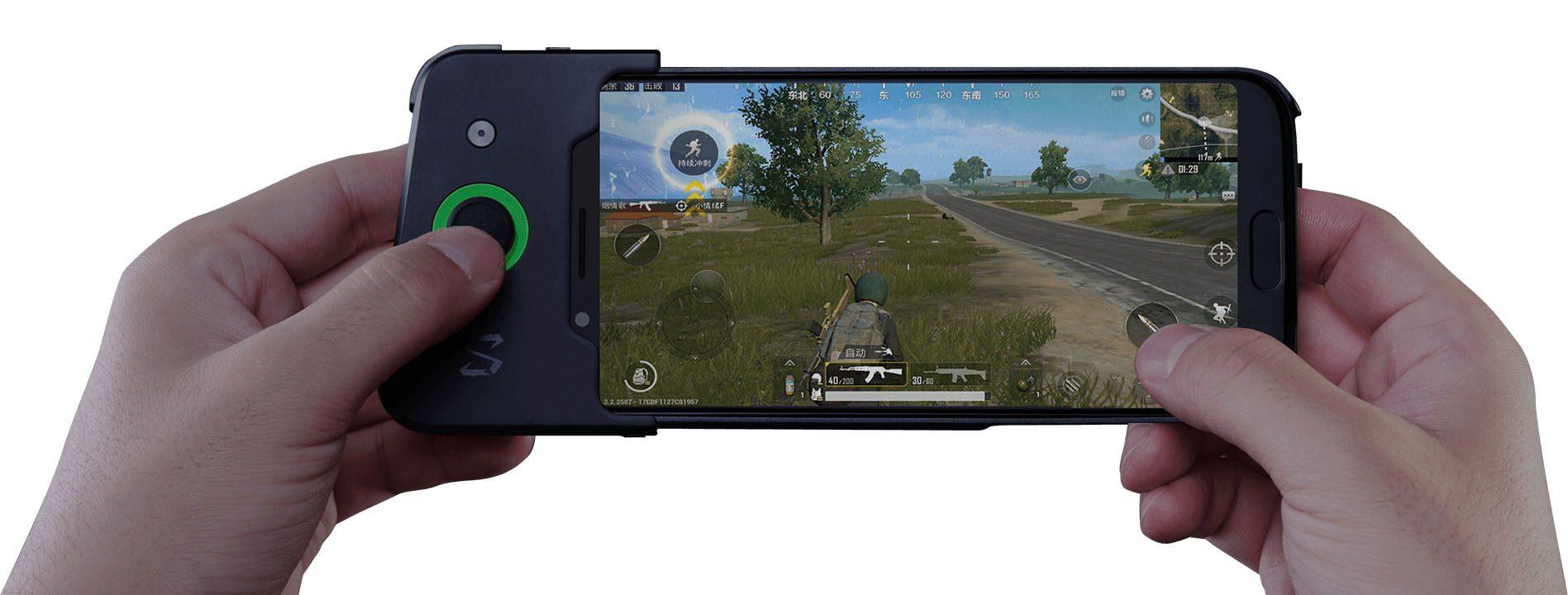 Xiaomi dévoile le « Black Shark » un smartphone taillé pour les gamers