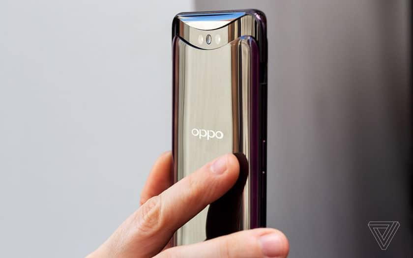 Oppo Find X: Trois caméras pop-up, aucune encoche, des spécifications phares