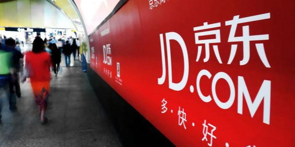 E-commerce : Google annonce un deal de 550M $ avec le géant chinois JD.com
