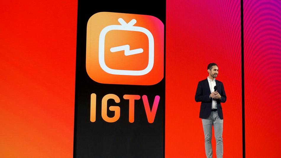 Instagram va lancer son clone de YouTube, IGTV, sur Android et iOS dans quelques semaines