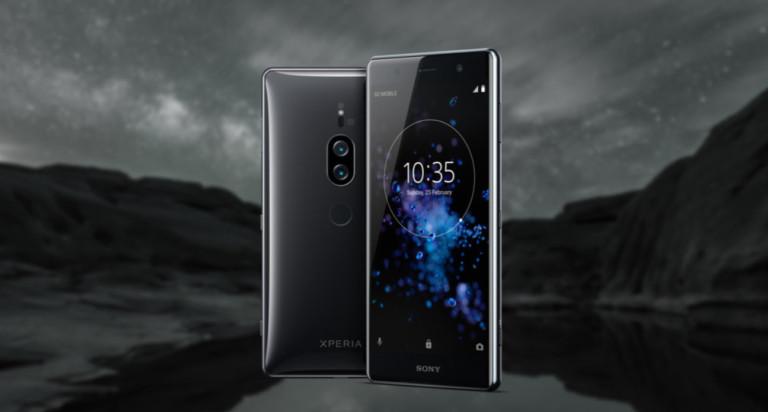 Le nouveau XZ2 Premium de Sony dévoilé