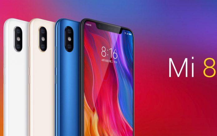 Xiaomi Mi 8 - un million de ventes en seulement 18 jours