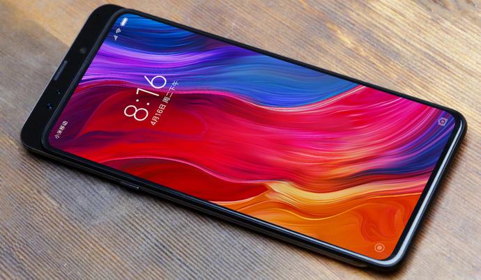 Xiaomi Mi Mix 3 Aucune Bordure Et Camera Coulissante Style Find X