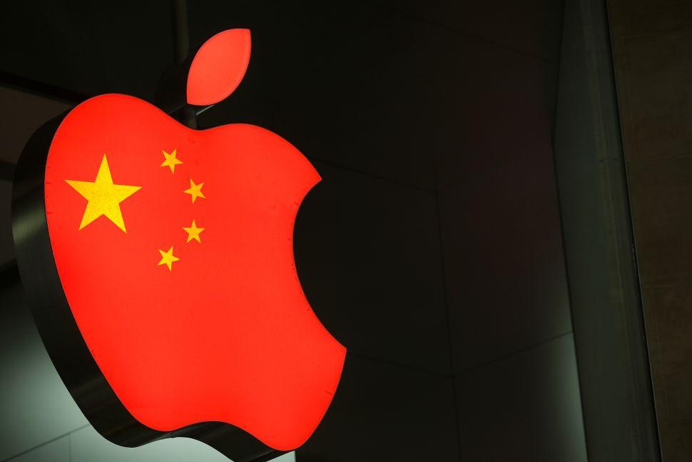 Rapport : Le ralentissement des ventes de smartphones en Chine pourrait nuire à Apple