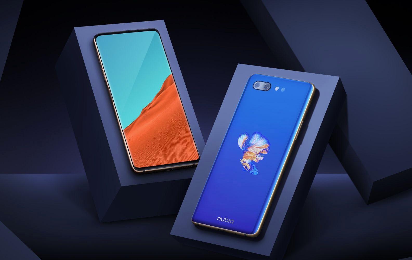 Nubia X – Un second écran à l'arrière conçu pour les selfies
