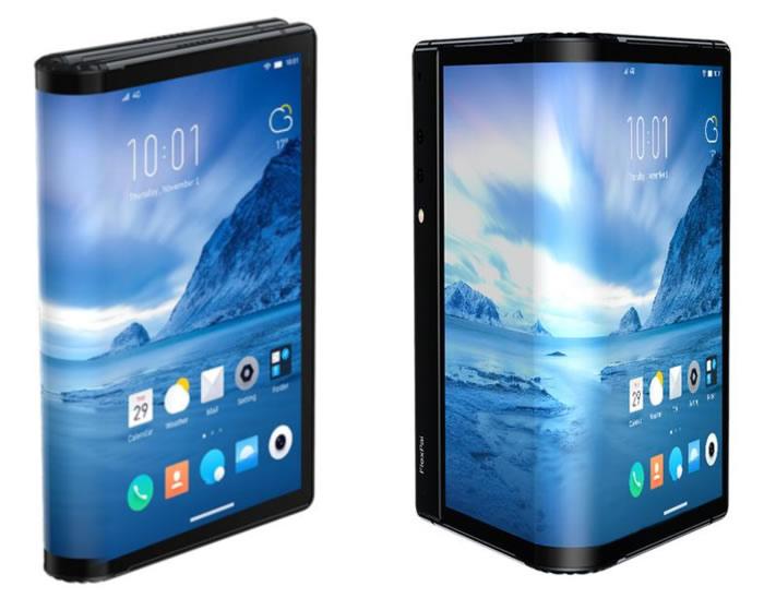 Royole pourrait être la première entreprise à lancer un smartphone pliable