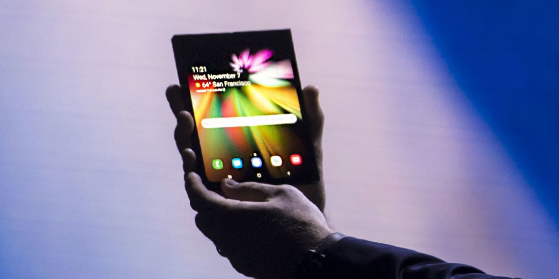 Samsung dévoile les spécifications clés de son futur smartphone pliable