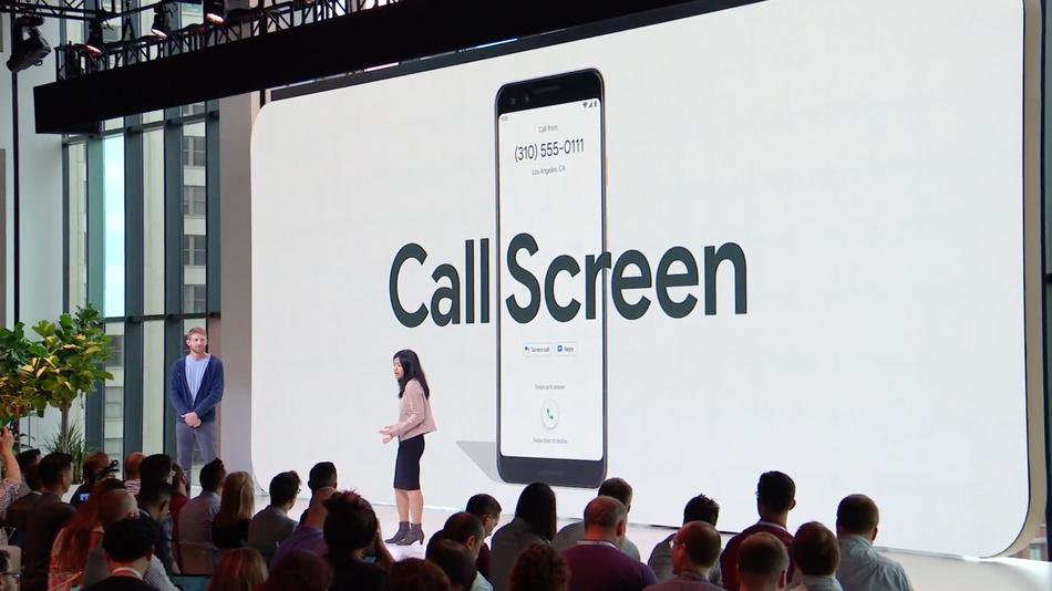 La fonction de transcription de filtrage d'appels de Google arrive sur les Pixel phones