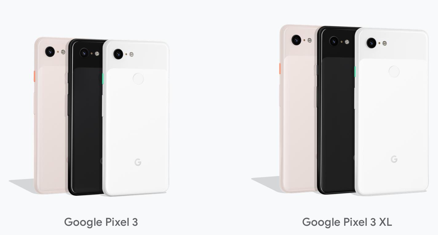 Google Pixel 3, le smartphone qui fait disparaitre.. les pixels
