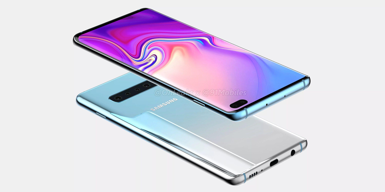 Samsung Galaxy S10 – lancement le 20 février, 1 To de stockage, prix dévoilés…
