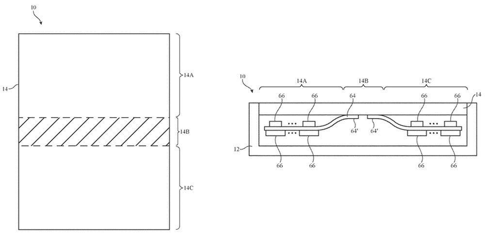 Apple apporte la solution à un problème des smartphones pliables à travers un brevet