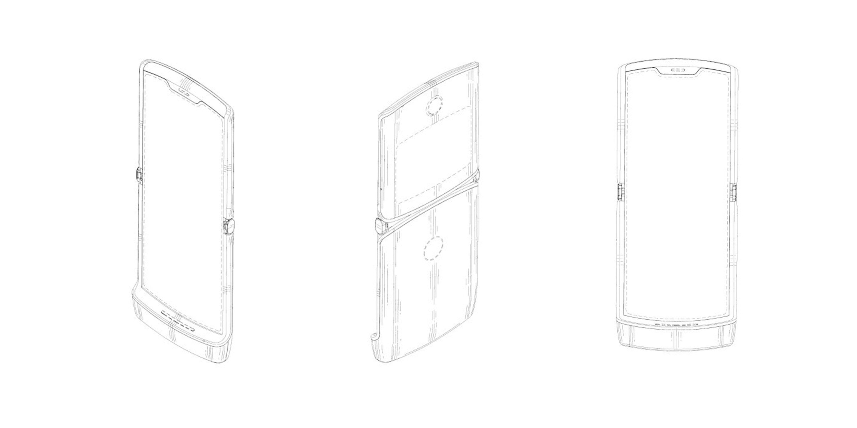 Motorola annonce lui-aussi l'arrivée prochaine de son téléphone pliable