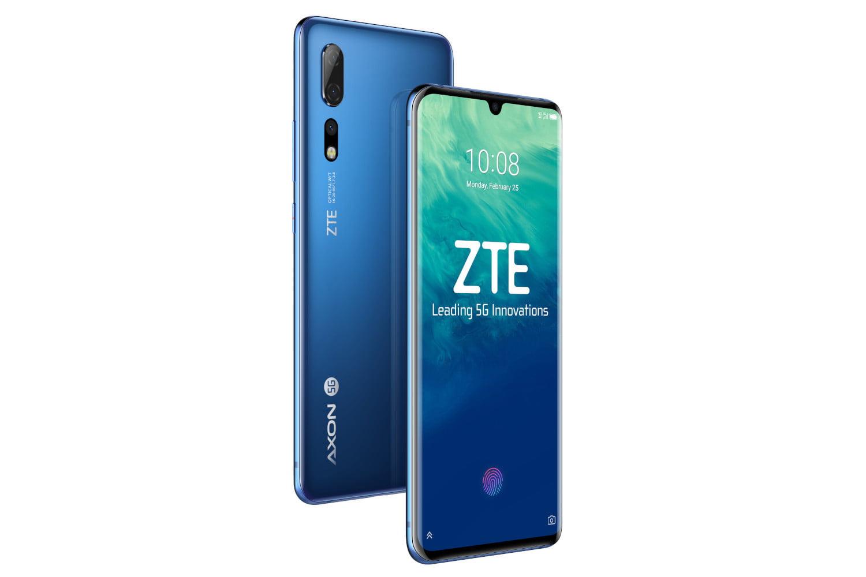 L'Axon 10 Pro 5G, le premier téléphone 5G de ZTE