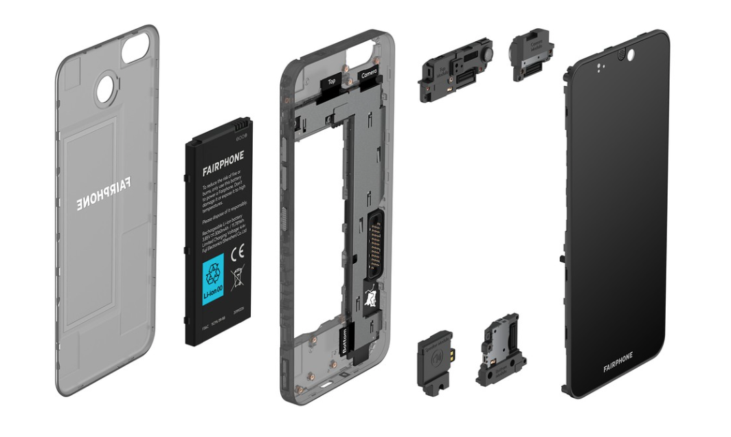 Fairphone dévoile la troisième génération de son smartphone modulaire et durable