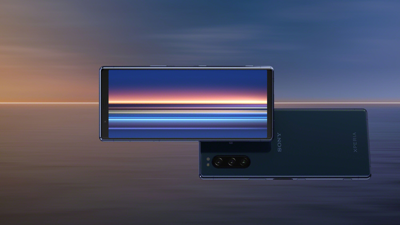 Le Sony Xperia 5 reste fidèle à son écran cinéma