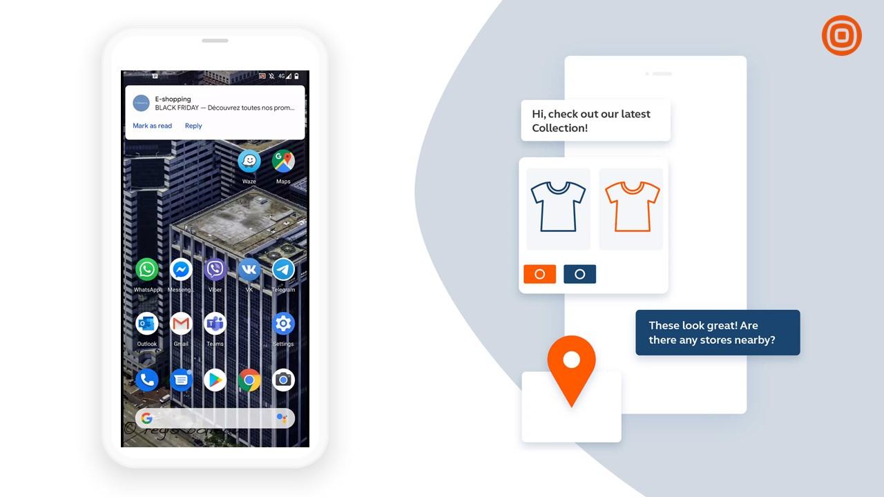 [ Mobile One ] - Le marketing conversationnel avec Infobip