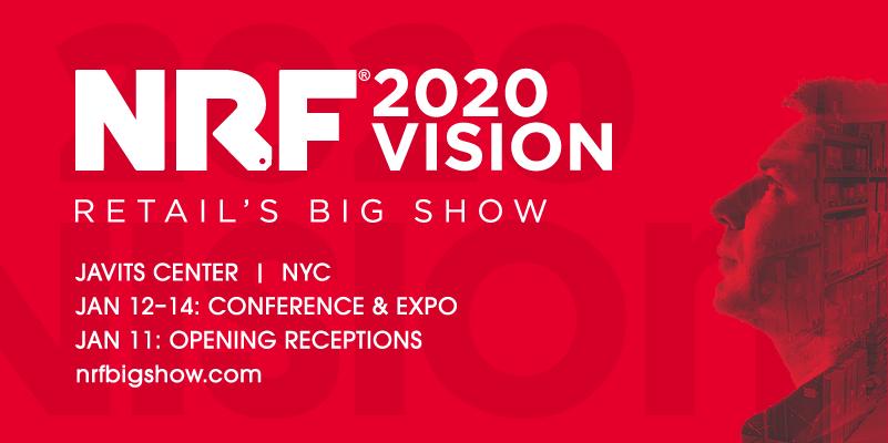 NRF 2020 : Les technologies au service des retailers
