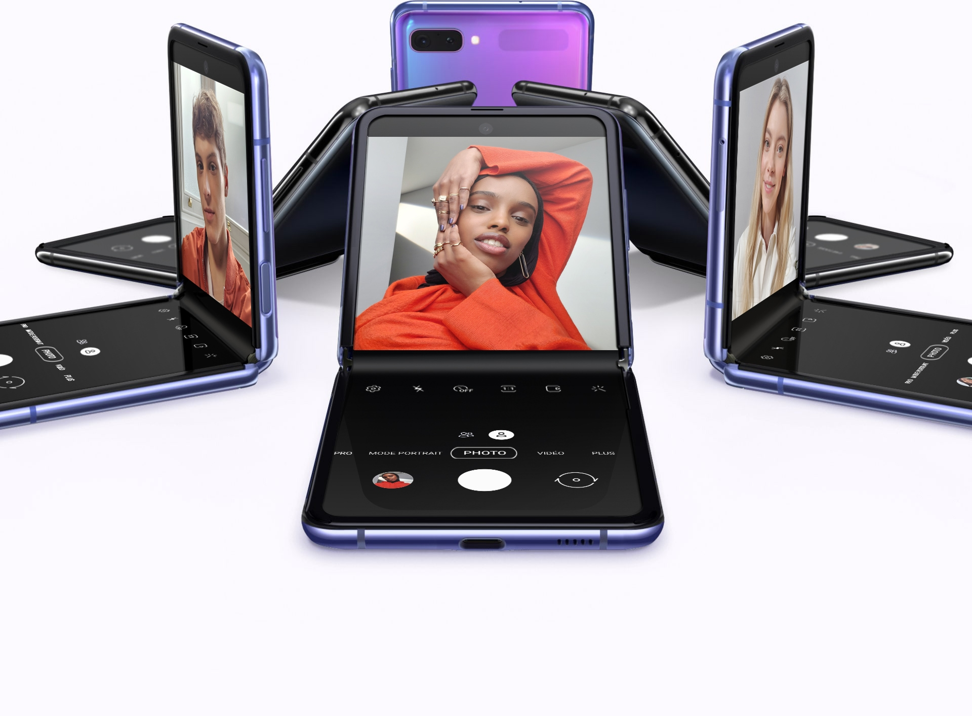 Samsung dévoile le Galaxy Z Flip