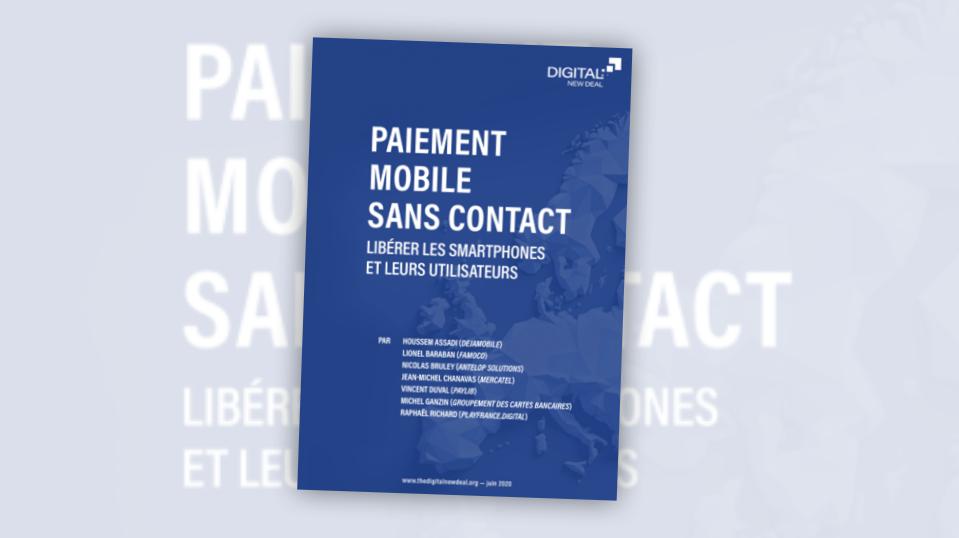 """Paiement mobile sans contact : """"il faut libérer les smartphones et leurs utilisateurs"""""""